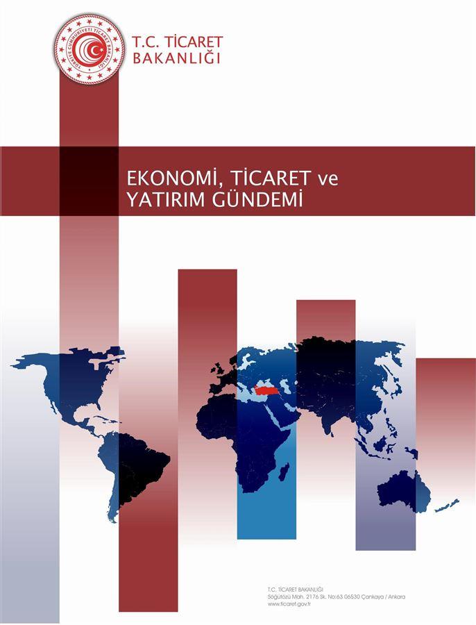 Ekonomi, Ticaret ve Yatırım Gündemi Bülteni 383. Sayısı Yayınlandı